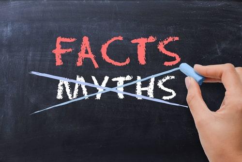 Myter om tandpleje