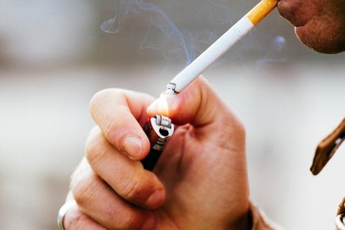 Rygning og tænder
